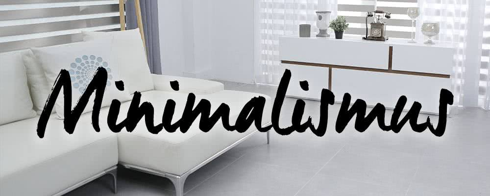 Teaser Minimalismus Shop the Look