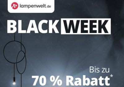 Lampenwelt Black Week Deals