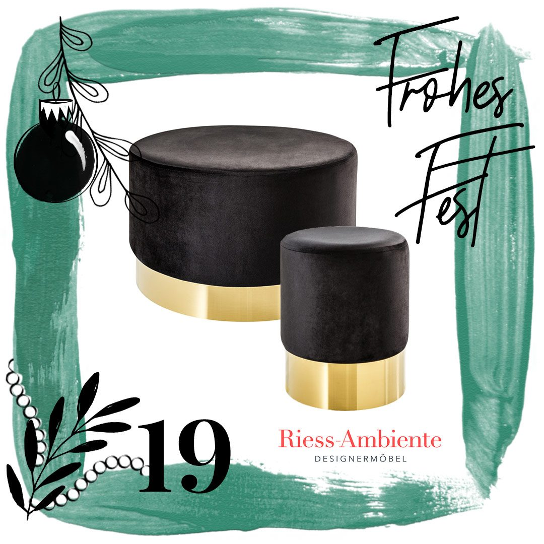 Adventskalender 19 Riess Ambiente
